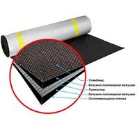 Самоклеющийся подкладочный ковер БИЛАСТ (основа полиэстр) 10м2