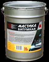 МАСТИКА битумная холодная МБХ (битумная гидроизоляция) 20 л.