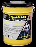 """МАСТИКА """"СтройМАСТ"""" для фундамента 20 кг"""